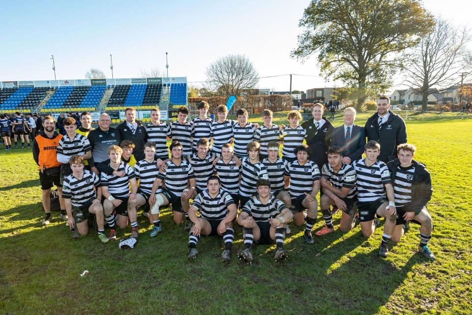Christ's College first XV. Photo: Facebook