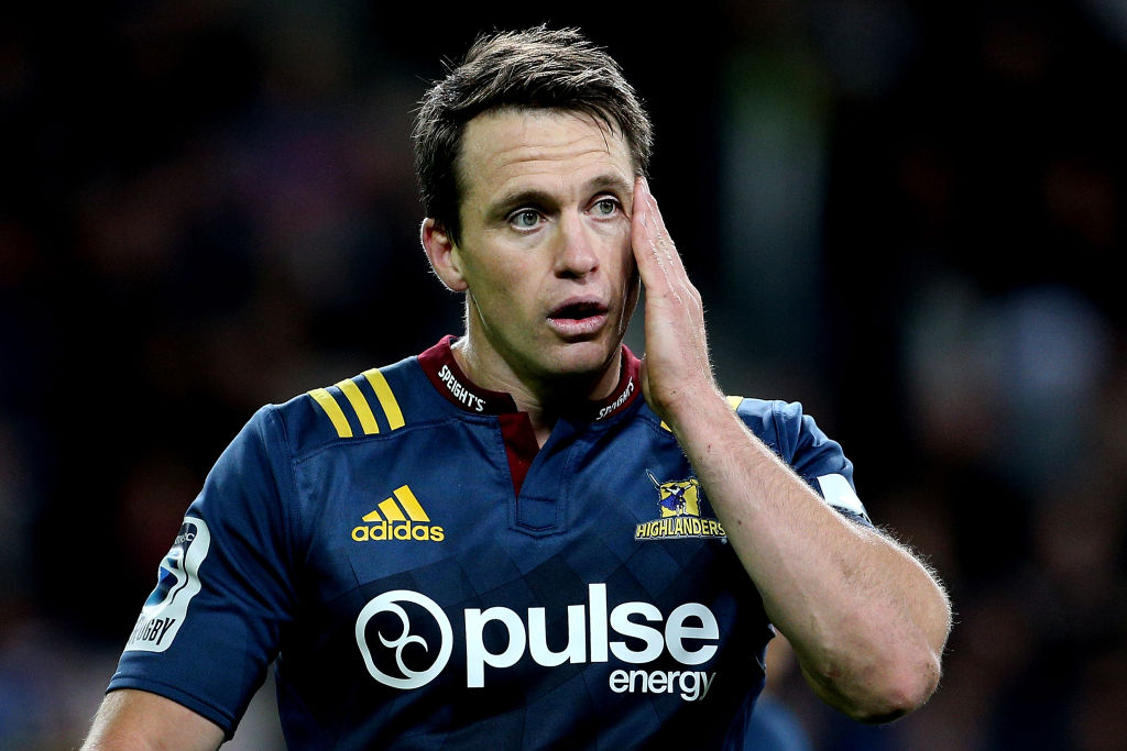 Ben Smith will be back for the Highlanders. Photo Getty