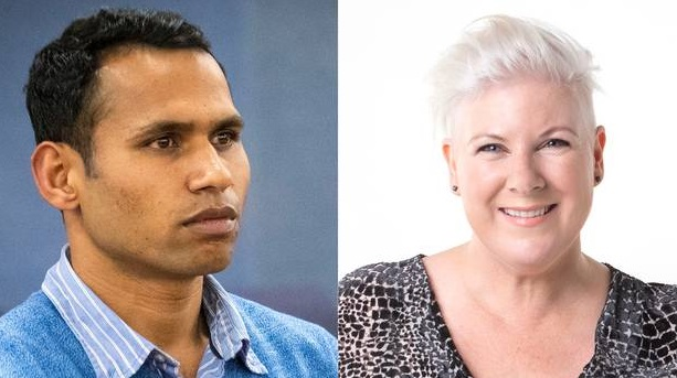Auckland taxi driver Baljeet Singh has been found not guilty of groping radio host Jay-Jay Feeney...