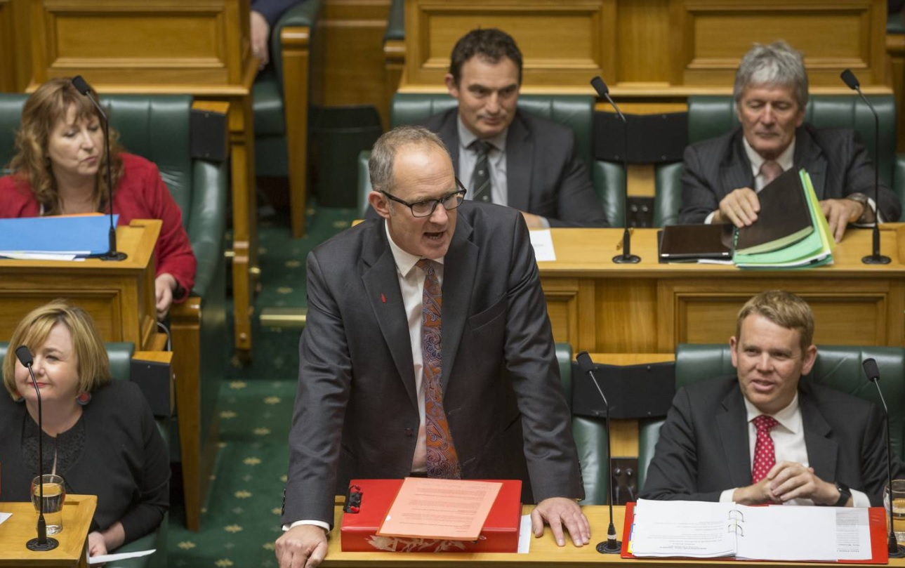 """This is a social and economic disaster for the country,"" Phil Twyford said. Photo: NZ Herald"