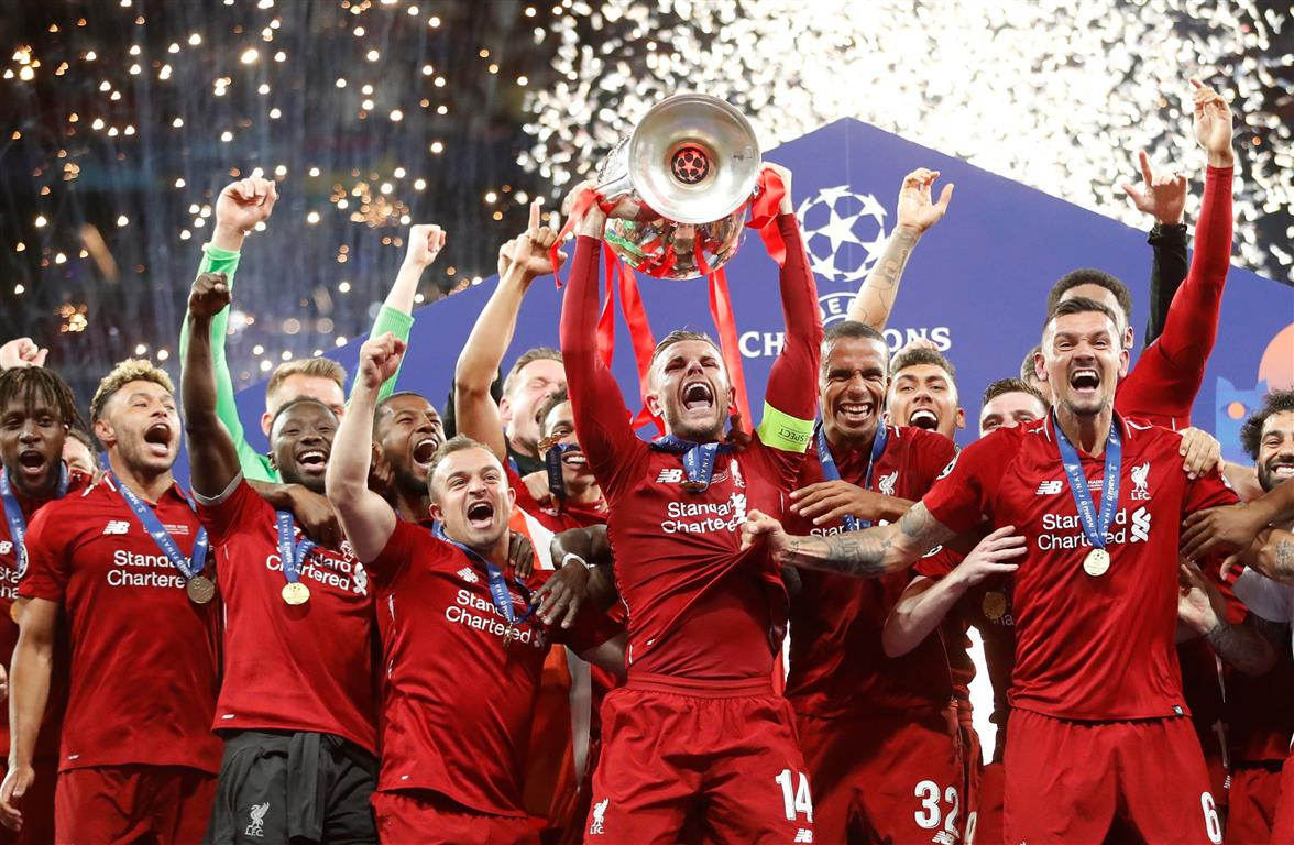 Liverpool sink Spurs to win Champions League | Otago Daily ...