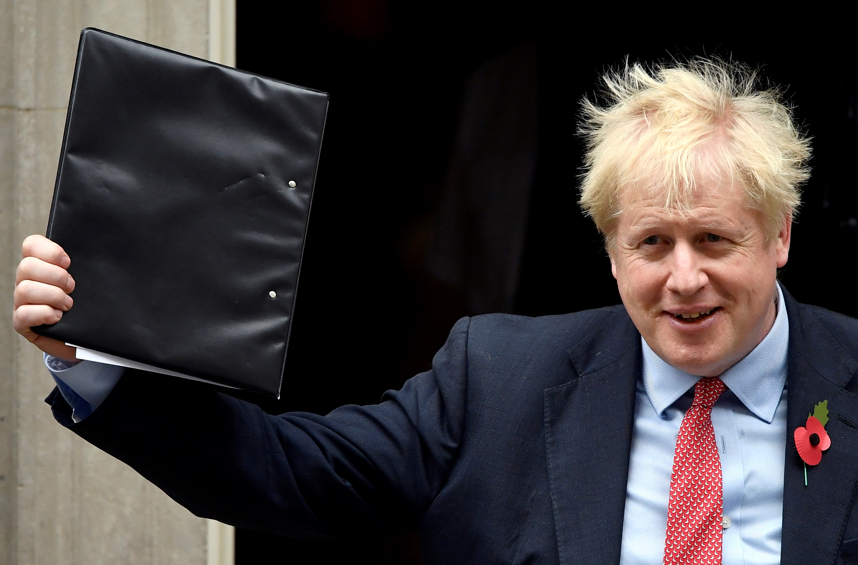 In a rare parliamentary success for Boris Johnson, his bill calling for a December 12 election...