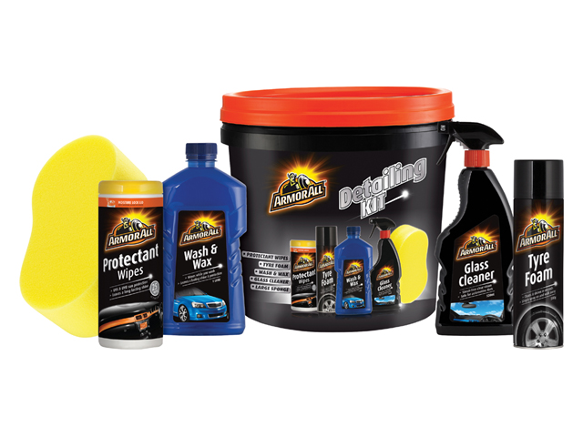 Armour All Car Detailing Pack 5 piece $24.99