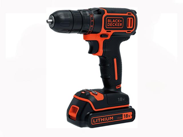 Black+Decker Drill Driver 18 volt $99.84