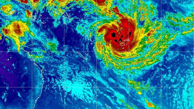 Nearly 2000 evacuated, one missing as 'scary' cyclone hammers Fiji