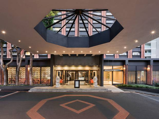 The Pullman Hotel in Auckland. Photo: NZ Herald