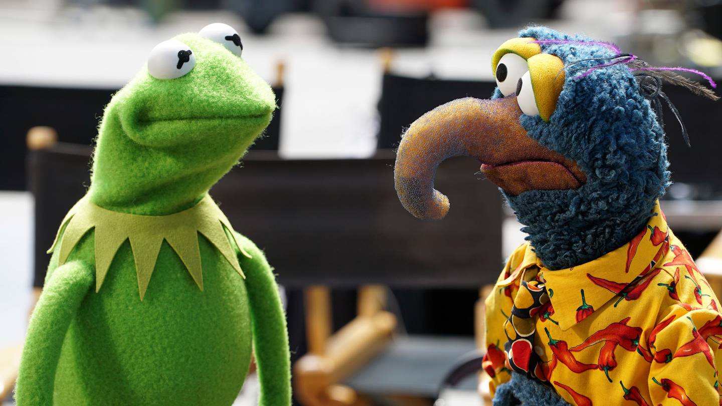 The Muppet Show has joined a growing list of TV programmes slapped with a 'content warning'....