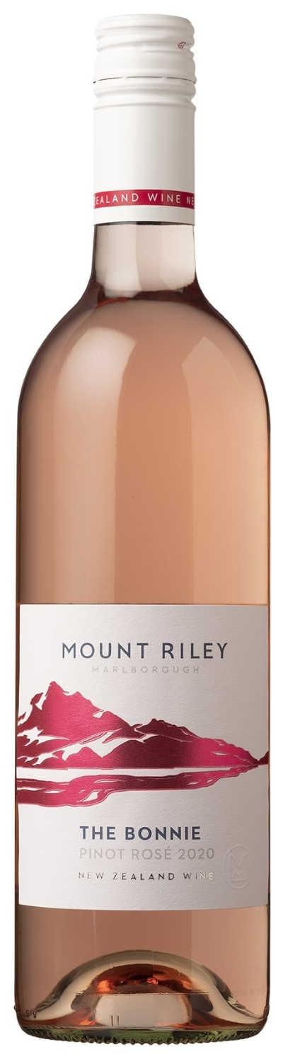 "Mount Riley ""The Bonnie"" Pinot Rosé 2020"