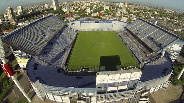 The Jose Amalfitani Stadium will be empty when Jaguares hosts the Highlanders. Photo: ...