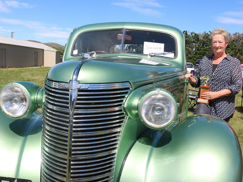 Vintage original victory seen as gift to family | Otago Daily Times ...