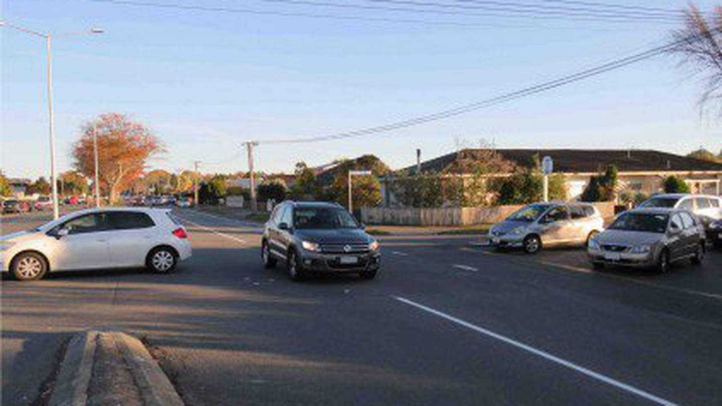 The intersection of Harwood, Breens and Gardiners Rds. Photo: Supplied