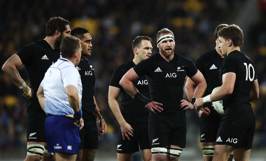 All Blacks captain Kieran Read says an order to take a dropped goal in the dying minutes of the...