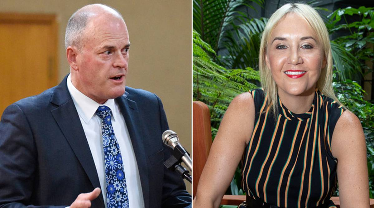 Nikki Kaye has become National's acting leader after Todd Muller's shock resignation. Photo: NZ...