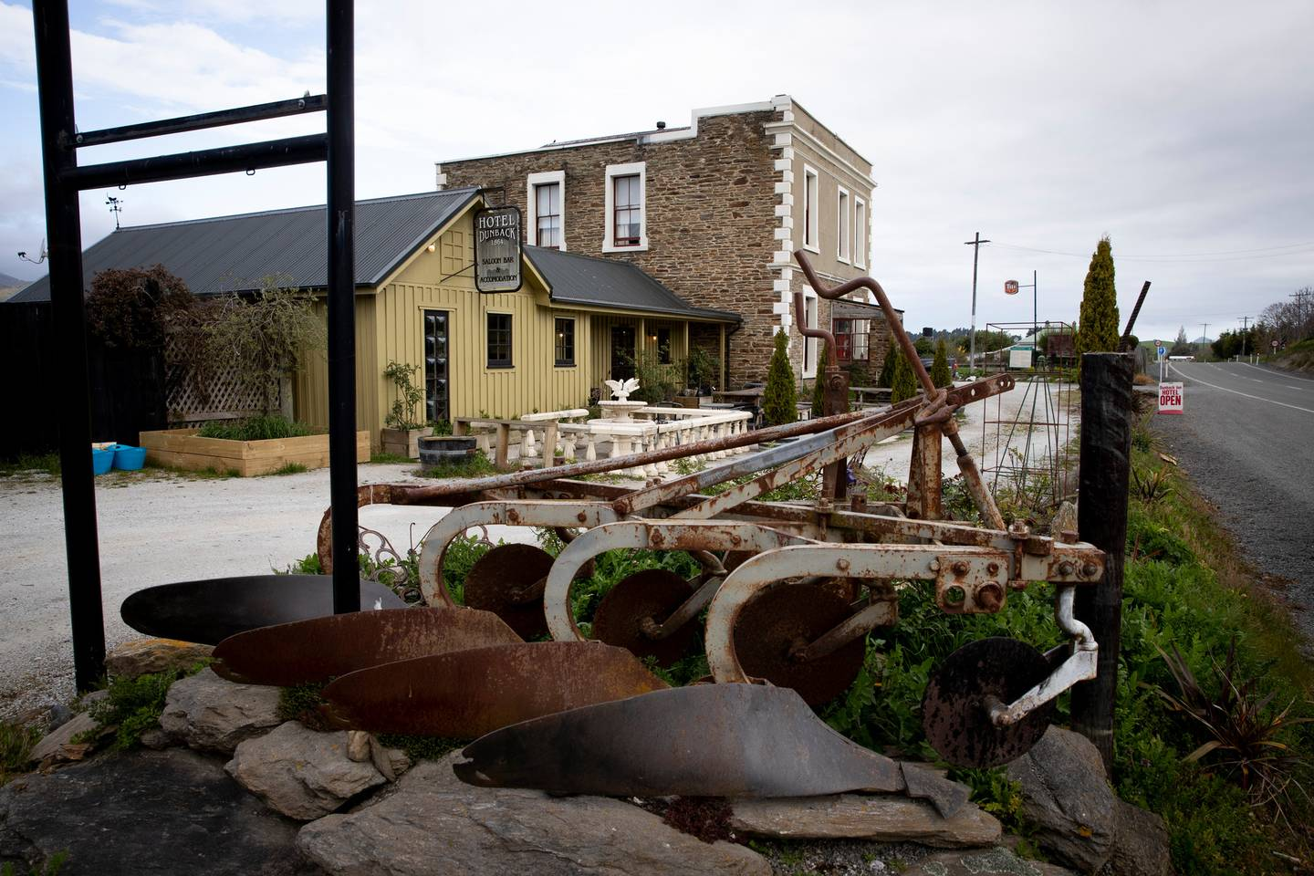 The small settlement of Dunback in Otago. Photo: NZME