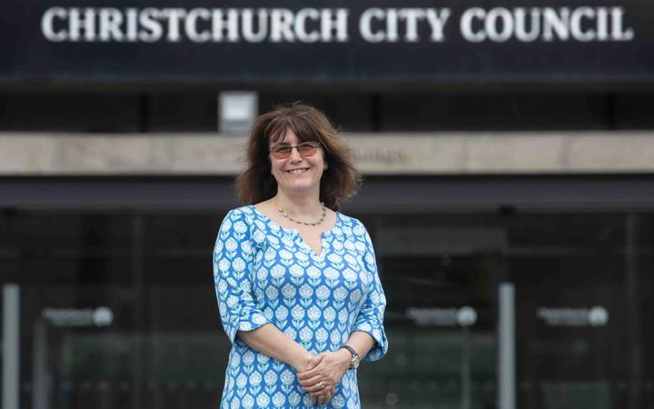 Dawn Baxendale says she is used to working with multiple agencies. Photo: Christchurch City...
