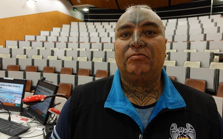 Black Power spokesperson Eugene Ryder says punishing families won't help anyone. Photo: RNZ