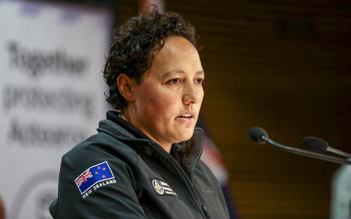 Emergency Management Minister Kiri Allan. Photo: RNZ