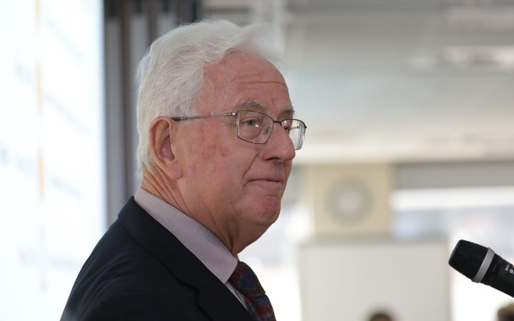 Sir Michael Cullen. Photo: RNZ