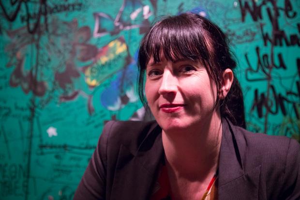 Rachael King, literary director of WORD Christchurch. Photo: Matt Bialostocki