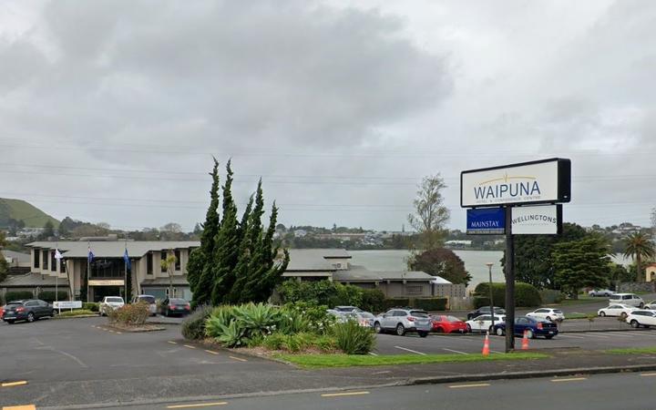 The Waipuna Hotel, Auckland. Photo: Google Maps