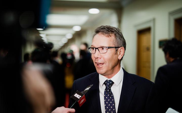 National MP Stuart Smith. Photo: RNZ