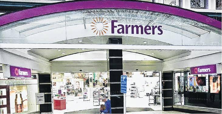 Farmers department store in Dunedin. PHOTO: GOOGLE MAPS