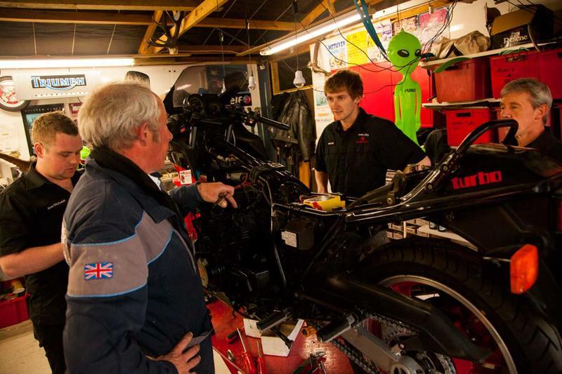 Preparing for the record attempt. Photo: Supplied via RNZ