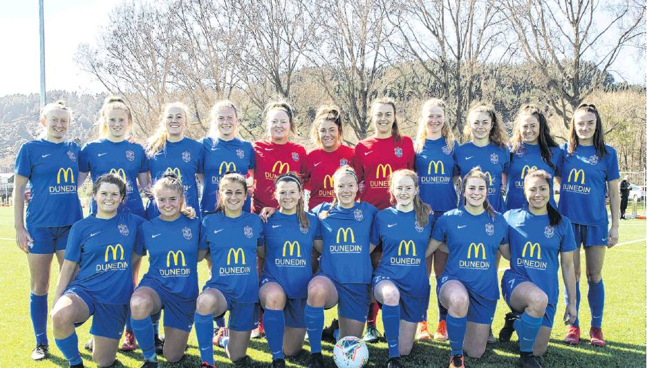 The women's Southern United side is currently fifth in the National Women's League competition....