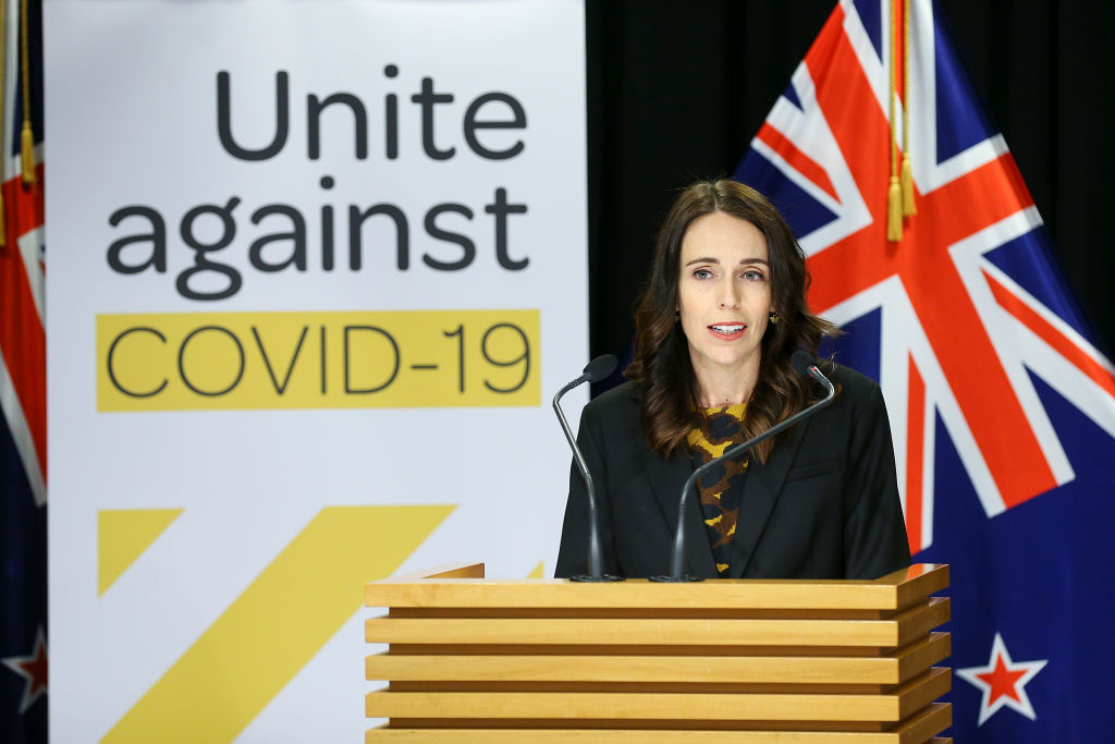 Prime Minister Jacinda Ardern: 'Today's death is a reminder of the fight we have on our hands.'...
