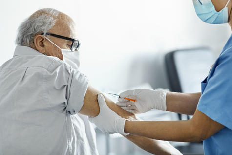 Aged-care facility residents in Christchurch will start receiving the Covid-19 vaccination this...