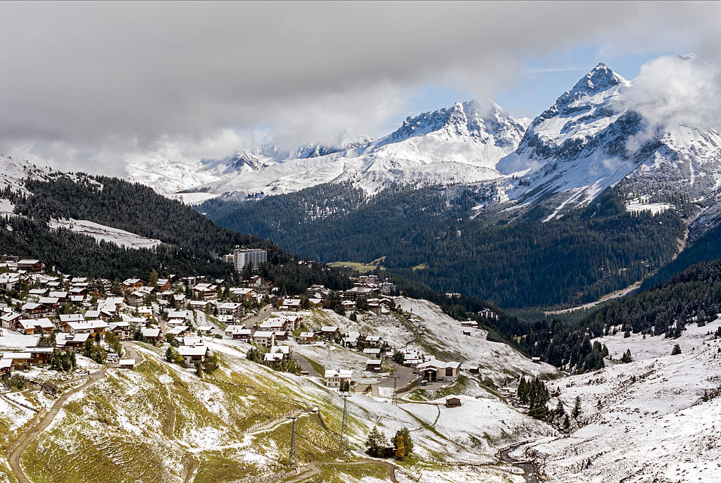 Arosa has reinvented itself before - moving to winter tourism in the 1930s after decades as a...