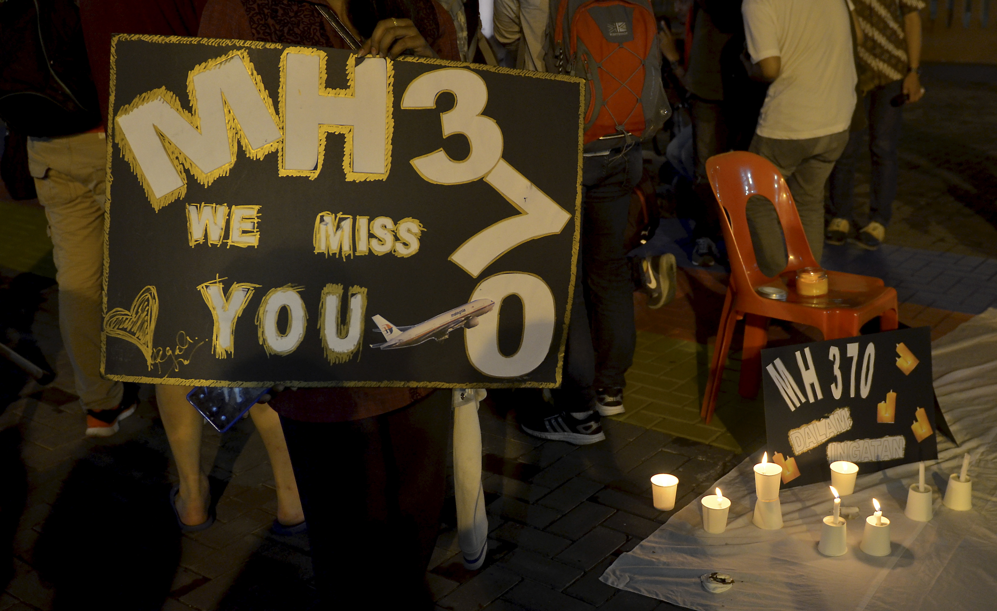 Vigils have been held for the missing every year. Photo: Getty Images