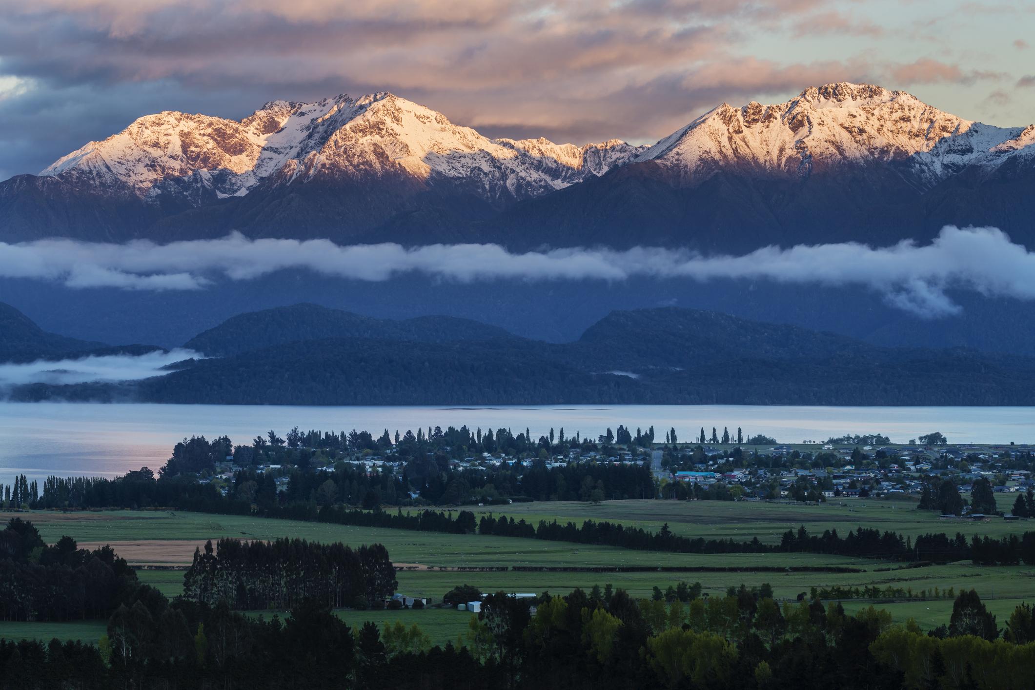Te Anau. Photo: Getty Images