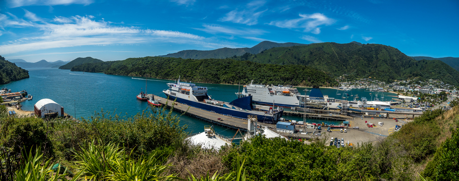 The Picton ferry terminal. Photo: File / Getty Images