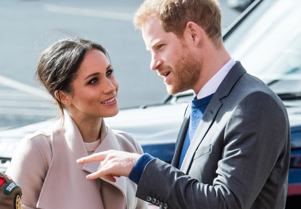 Prince Harry and US actress Meghan Markle will marry in Windsor Castle at the weekend. Photo: getty
