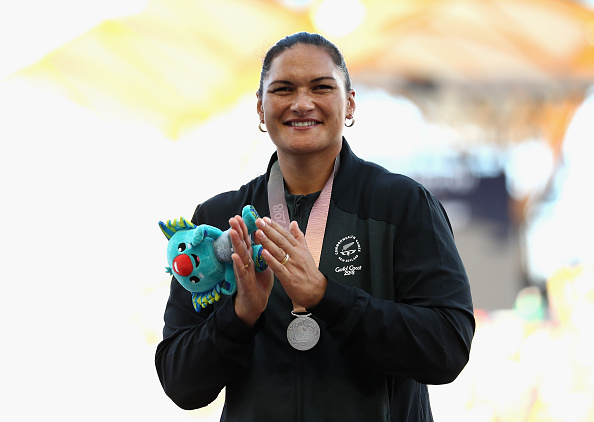 Dame Valerie Adams. Photo: Getty Images