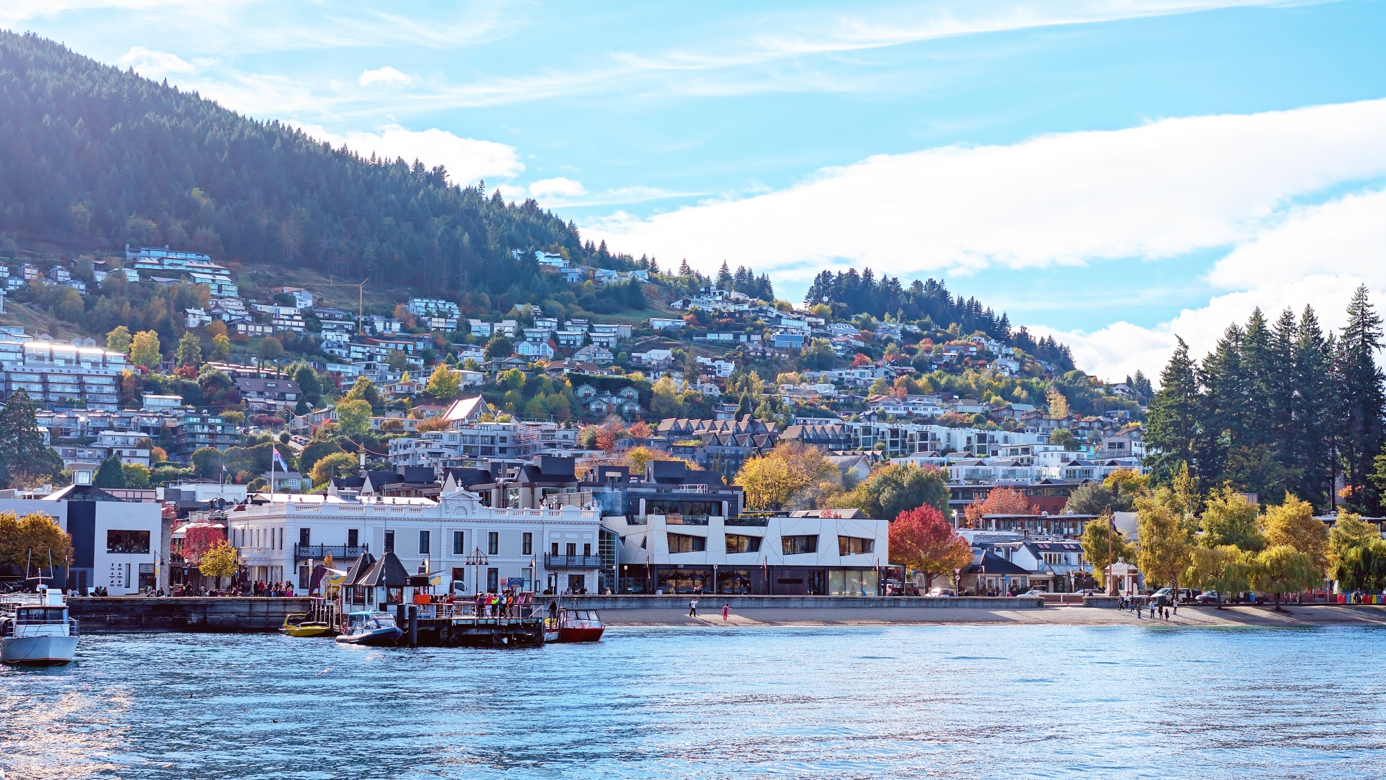 Renting in Queenstown is now more expensive than Auckland. Photo: Getty Images
