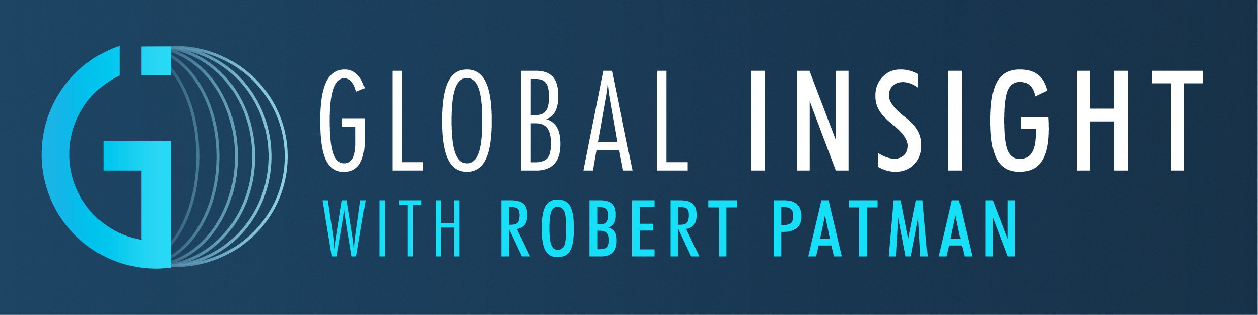 Global Insight with Robert Patman Header Image