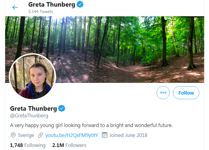 Fox apologizes for 'disgraceful' guest's comment on Thunberg