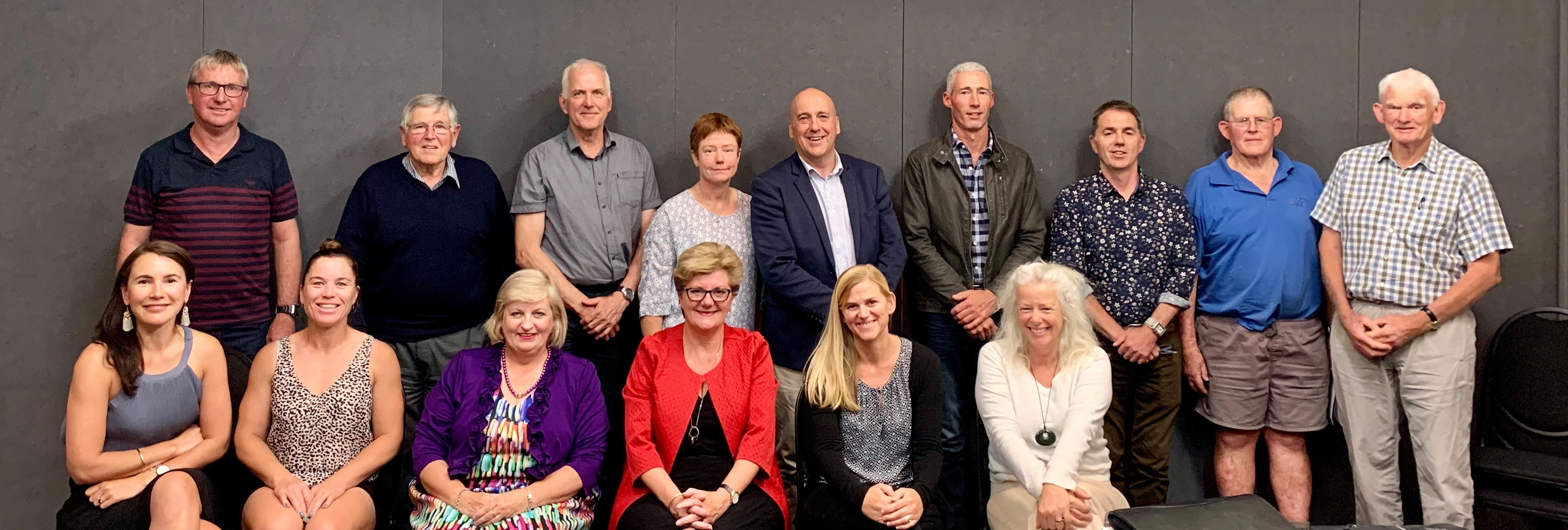 Guardians of Lake Dunstan meet with local government and various agencies involved in the...