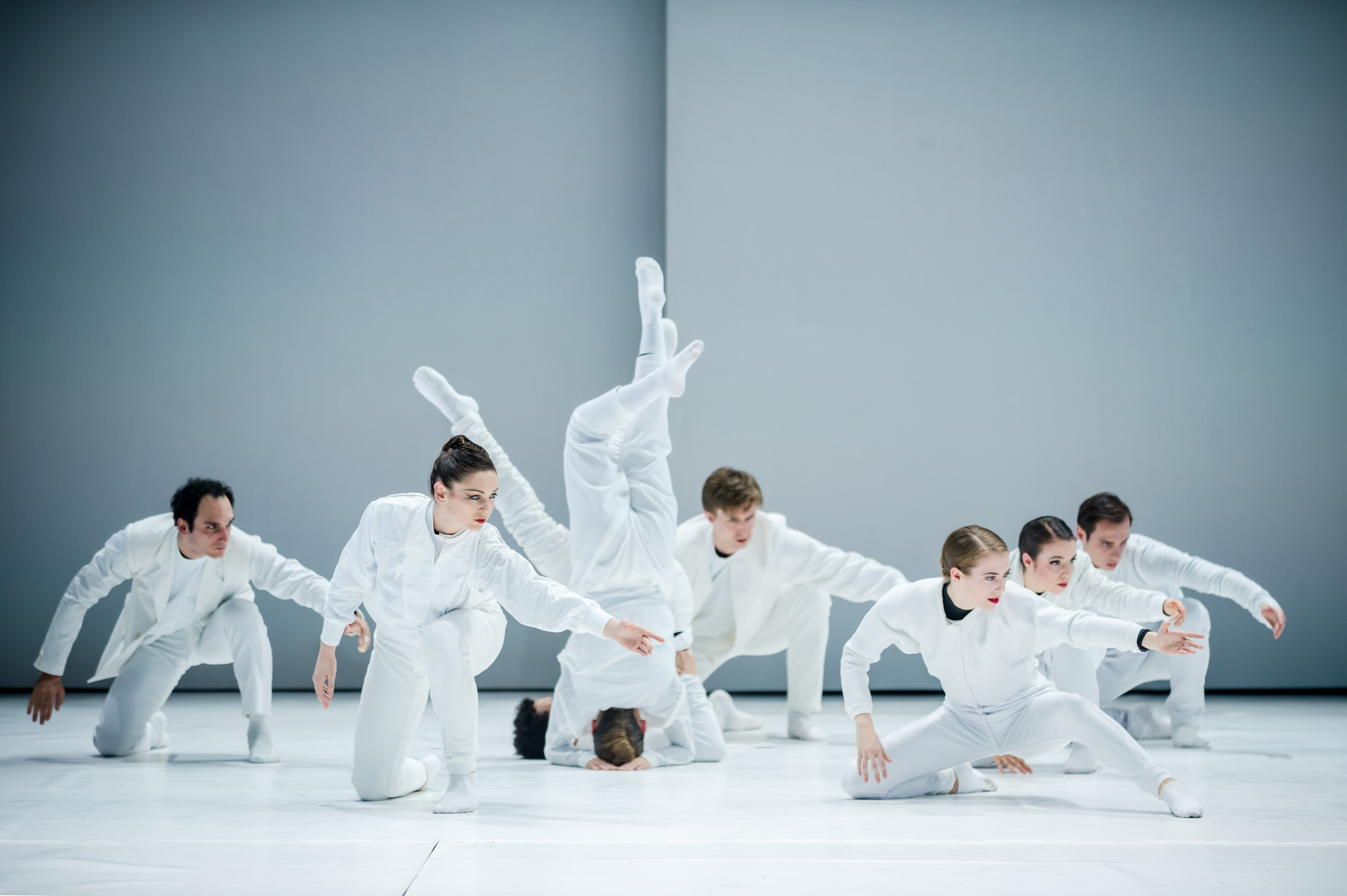The Last Dance performed by the Royal New Zealand Ballet. Photo: Stephen A'Court