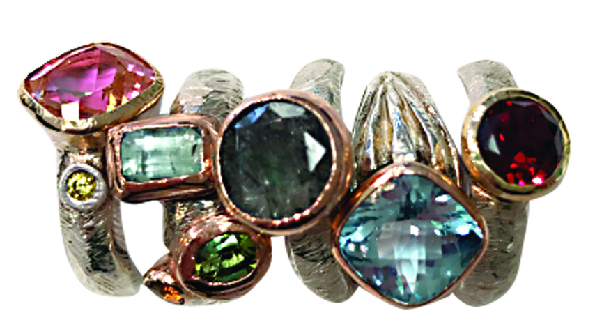 Stunning Rings and Jewellery