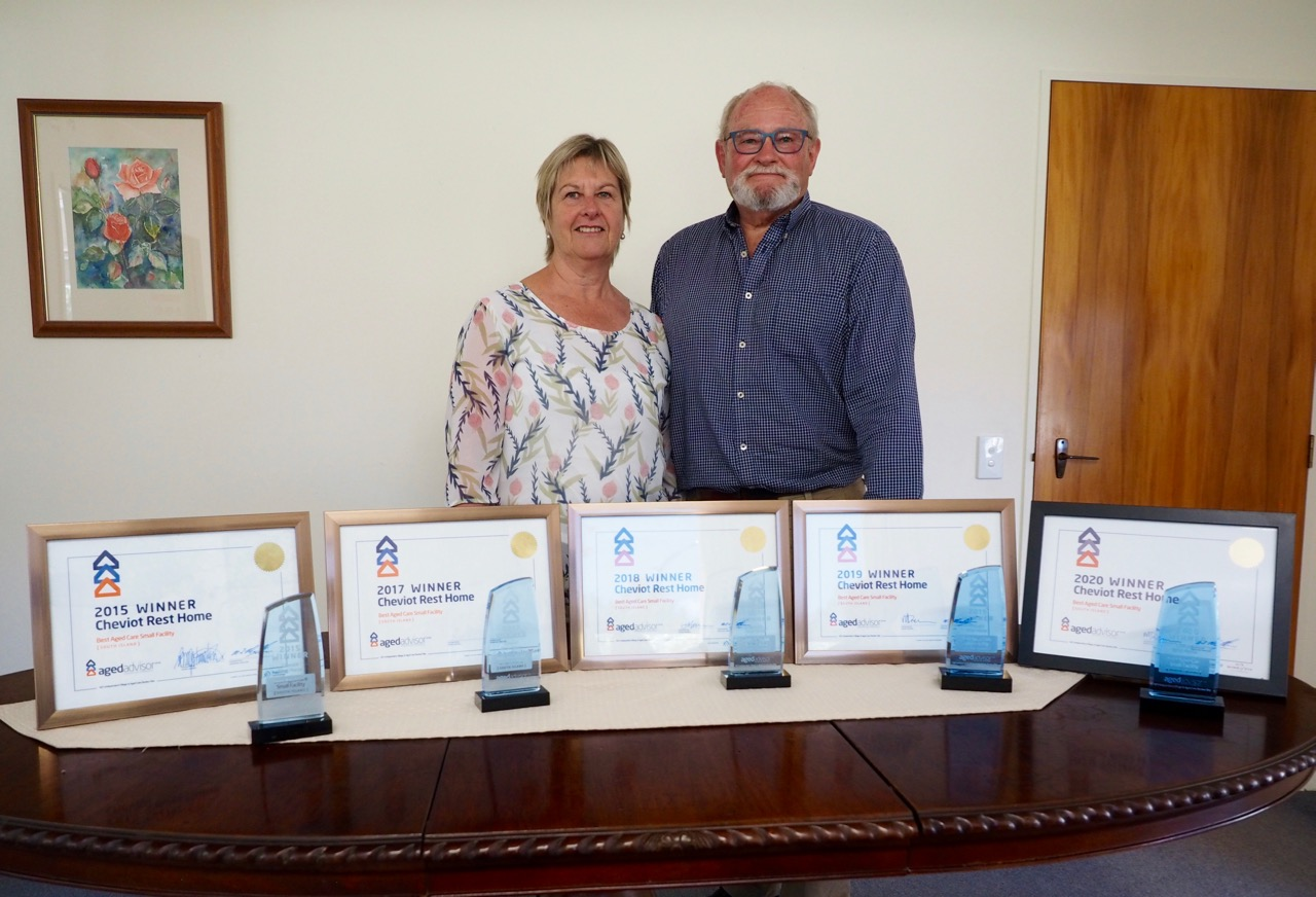 The Cheviot Rest Home, run by Sue and Steve Coleman, is well-recognised for the quality of its...