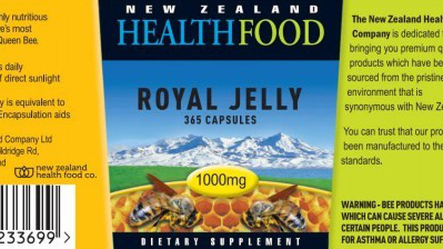 The New Zealand Health Food Company Ltd has been fined $377,000 for conduct liable to mislead the...