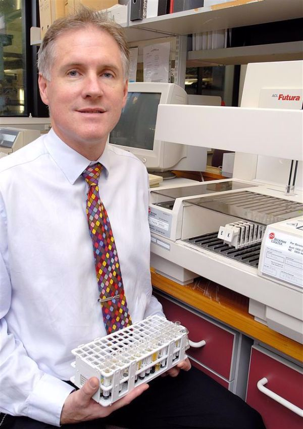 Dr Mark Smith died suddenly on September 24. Photo: Supplied