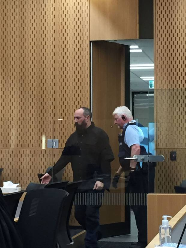 Jeremy Powell, 45, was sentenced at the High Court in Christchurch this morning. Photo: Kurt Bayer