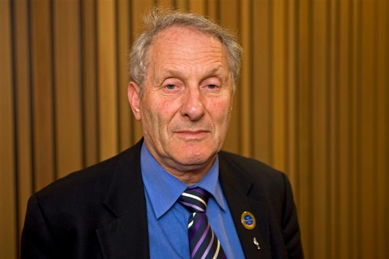 Dr Jim Salinger. Photo: ODT files