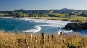 Katikati Point in North Otago. Photo: Doc