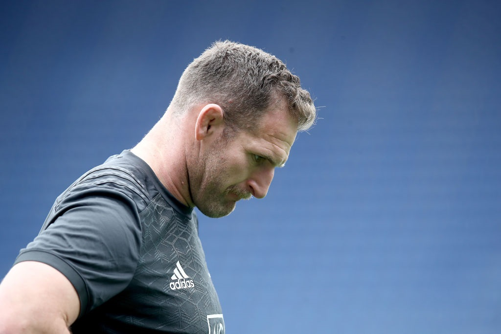 On an all-time scale, Kieran Read rates right up there with the best. Photo: Getty Images