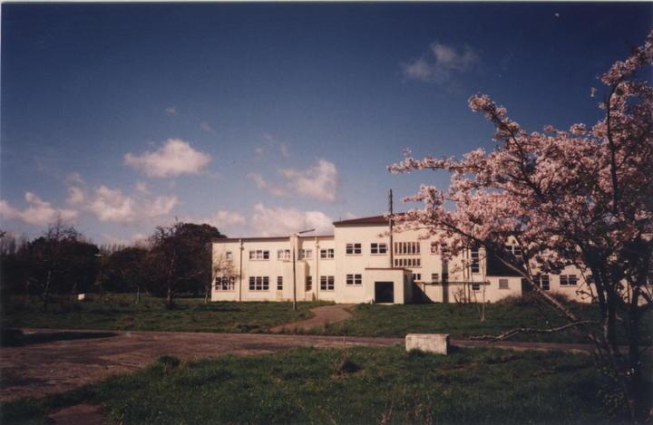 Lake Alice Hospital Photo: Wikipedia